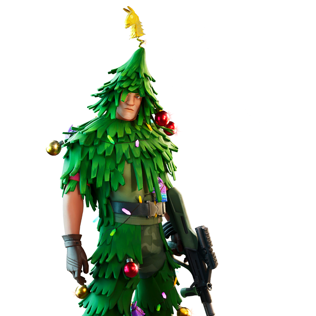 Fortnite Lt Evergreen Skin Outfit Pngs Images Pro