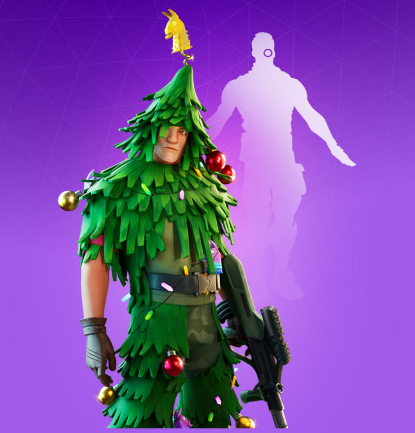 Lt. Evergreen Skin
