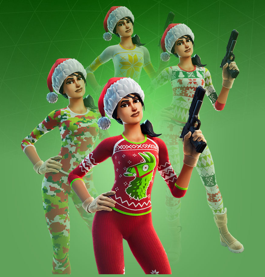 Fortnite Christmas Skins 2021 All Years Full List Pro Game Guides Find derivations skins created based on this one. fortnite christmas skins 2021 all