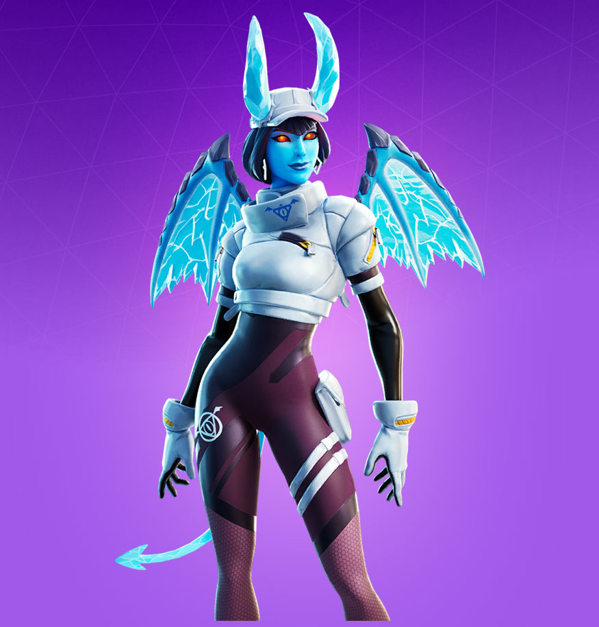 Fortnite Shiver Skin - Outfit, PNGs, Images - Pro Game Guides