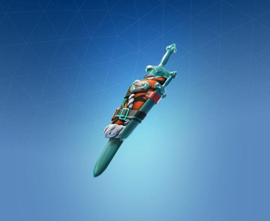 Jade Blades Back Bling