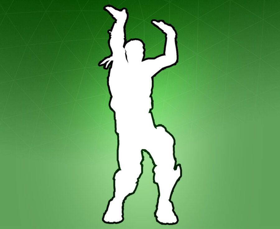 Raise The Roof Emote