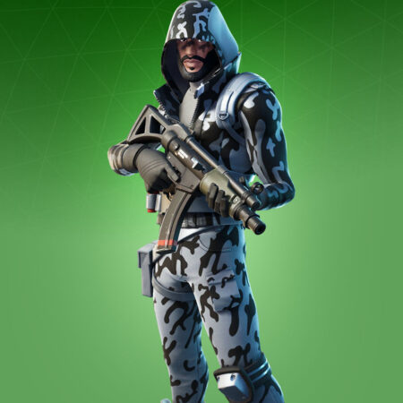 Snow Striker skin