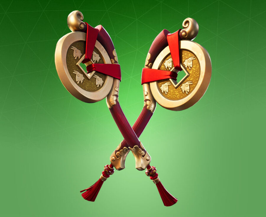 Lucky Axes Harvesting Tool