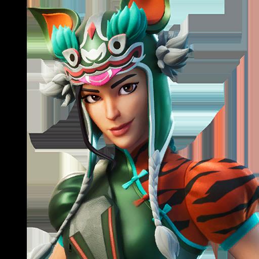 Art Thumbnail Fortnite Pfp Fortnite Tigeress Skin Character Png Images Pro Game Guides