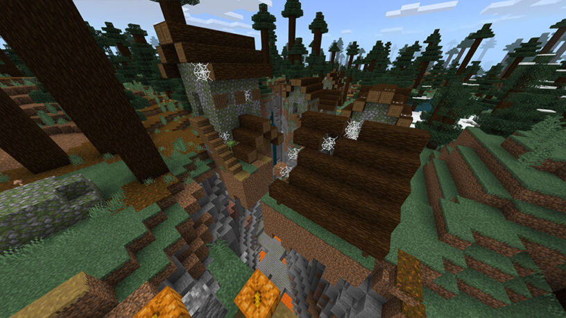 Best Minecraft Pe Seeds For 2020 1 16 3 Pro Game Guides