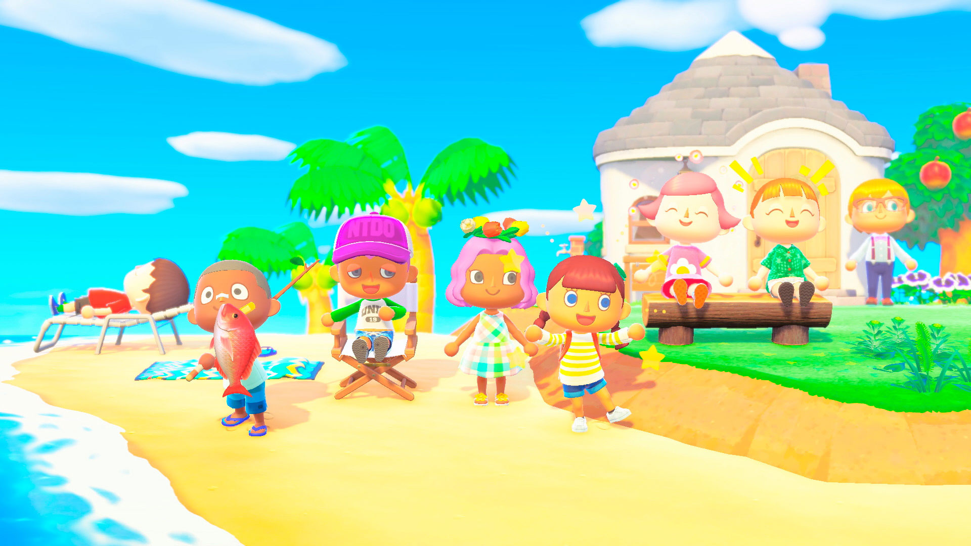 Animal Crossing New Horizons Wallpapers Hd Desktop Mobile Backgrounds Pro Game Guides