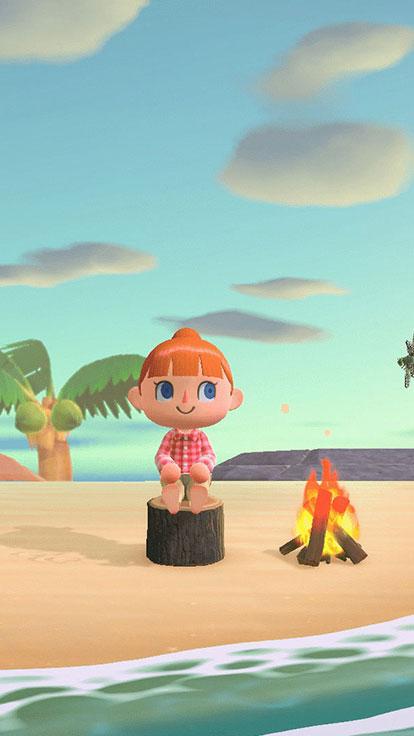Animal Crossing New Horizons Wallpapers Hd Desktop Mobile