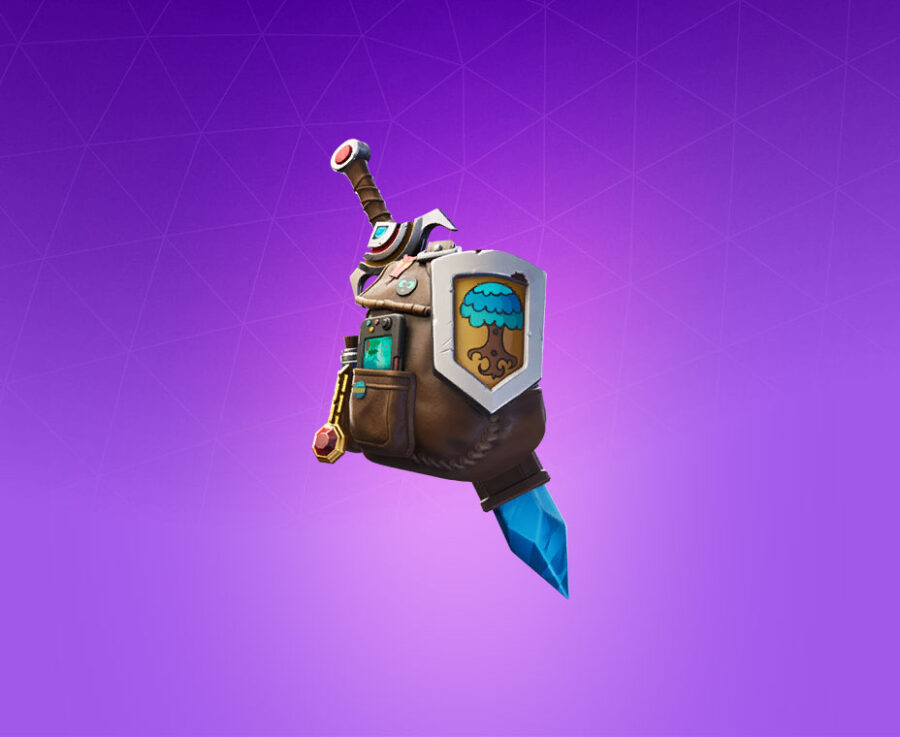Adventure Pack Back Bling