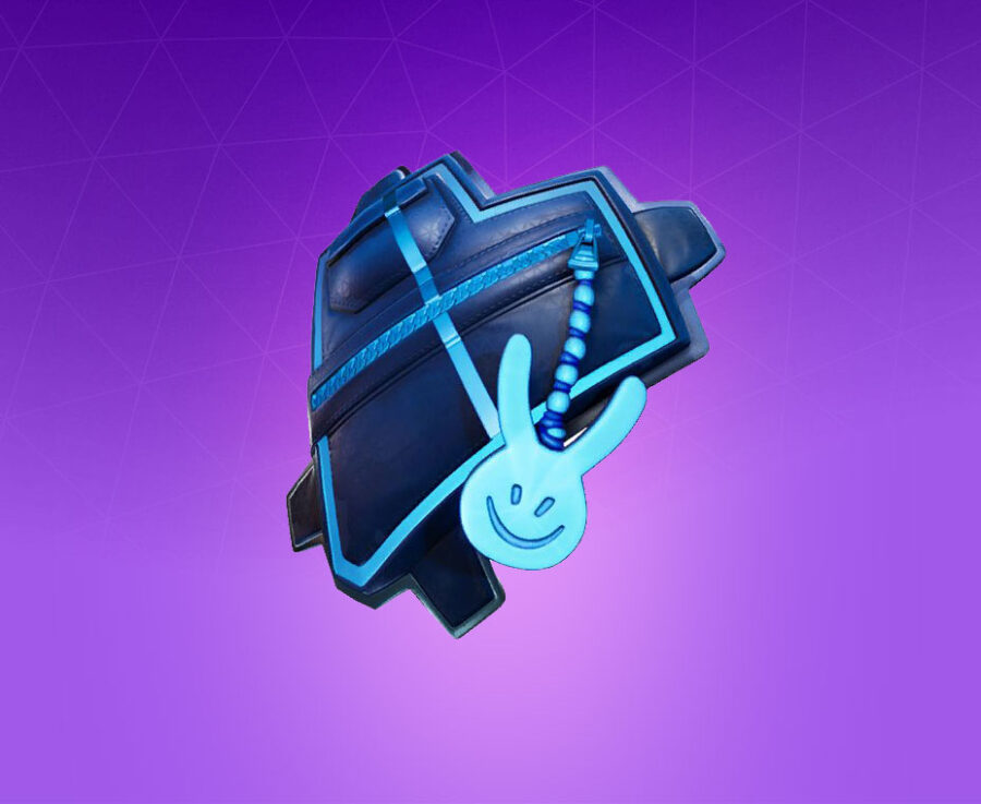 Heart Grid Back Bling