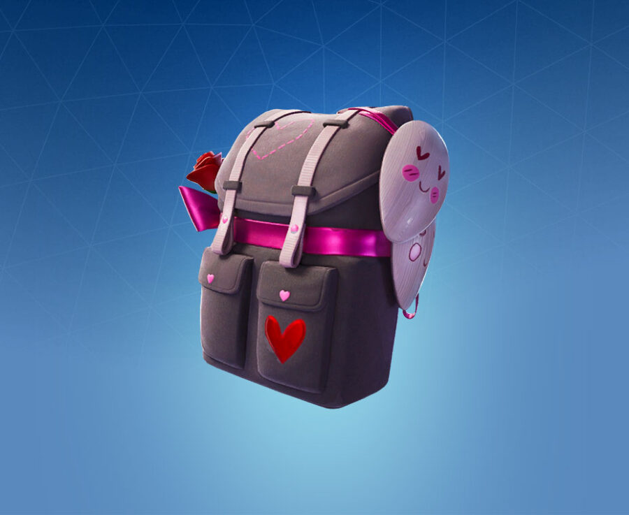 Pinkie's Pink Pack Back Bling