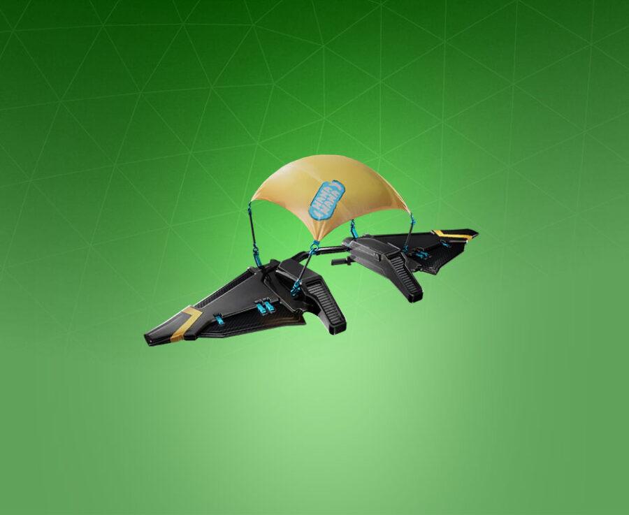 Banana Bomber Glider