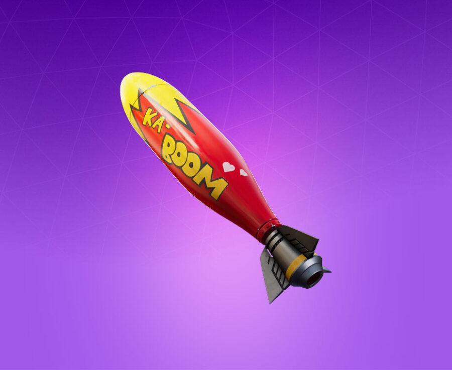 Bombs Away! Glider