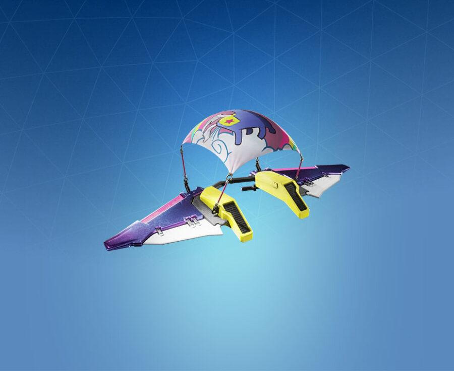 Llamacorn Express Glider