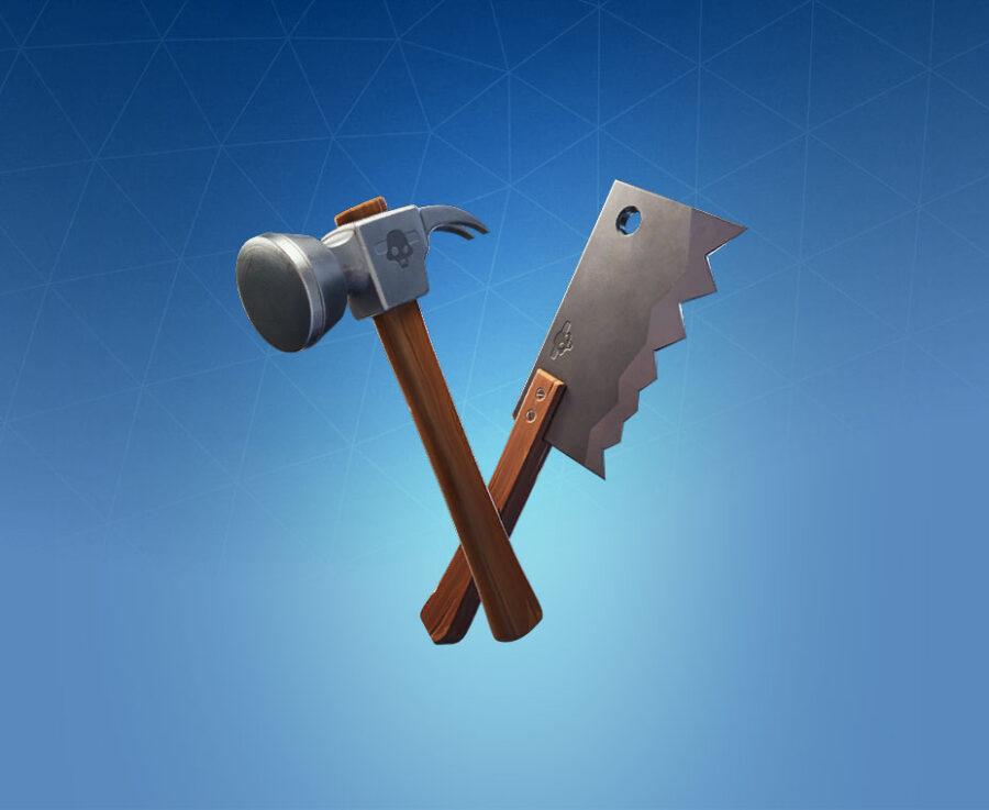 Hack & Smash Harvesting Tool