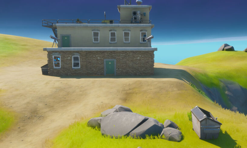 Fortnite Shadow Safe House Locations - Pro Game Guides