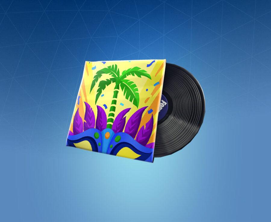Sunny Samba Music