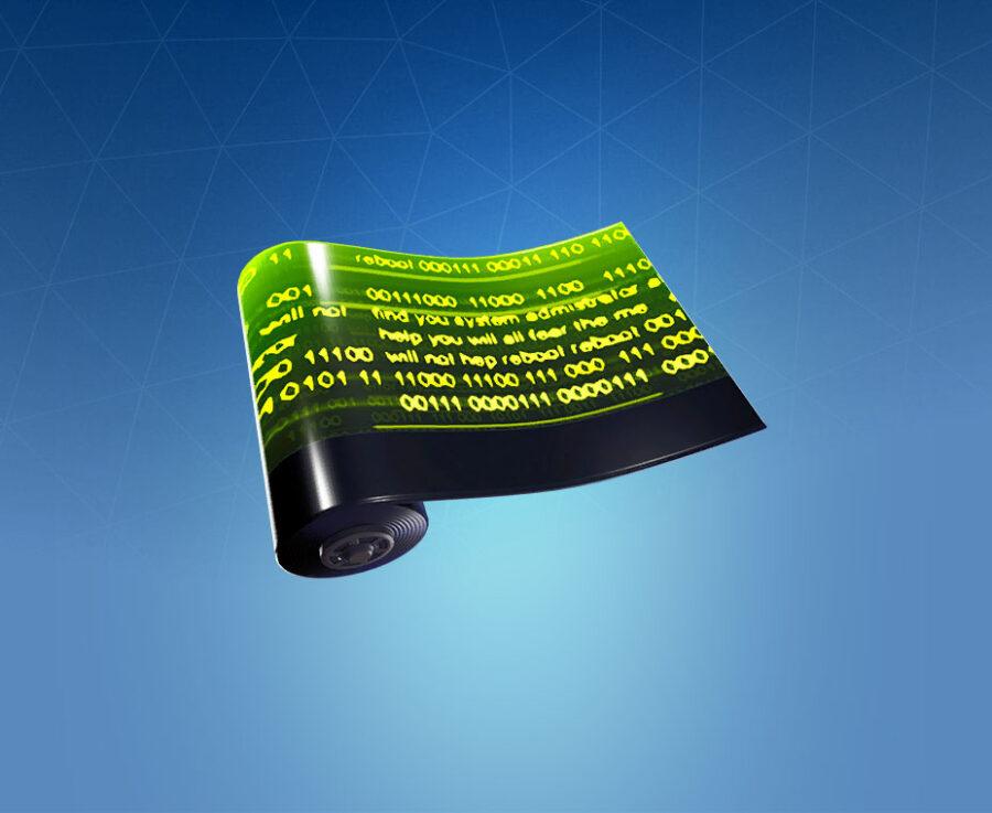 Code Green Wrap