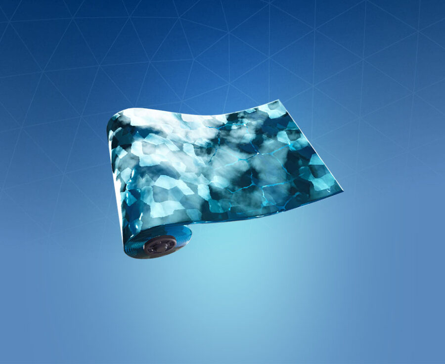 Shattered Ice Wrap