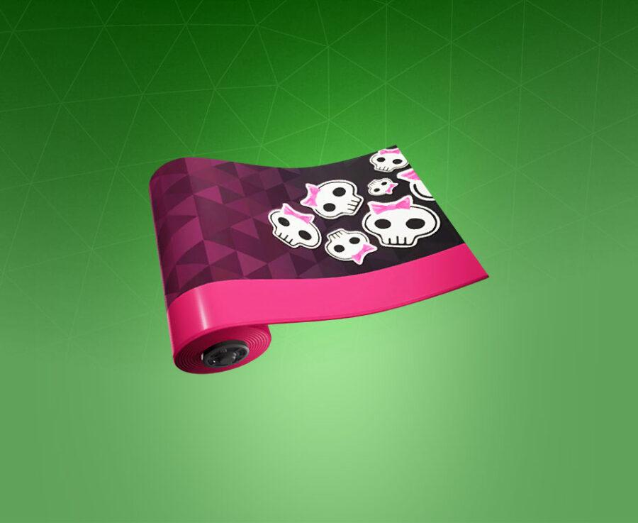 Sweety Skull Wrap