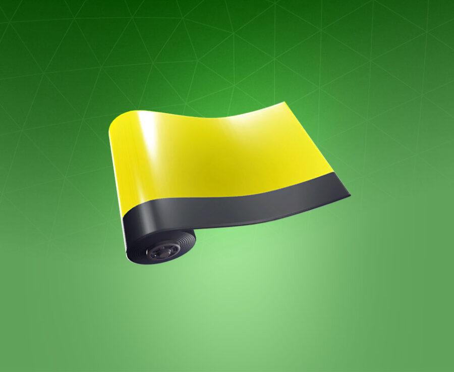 Yellow Glow Wrap