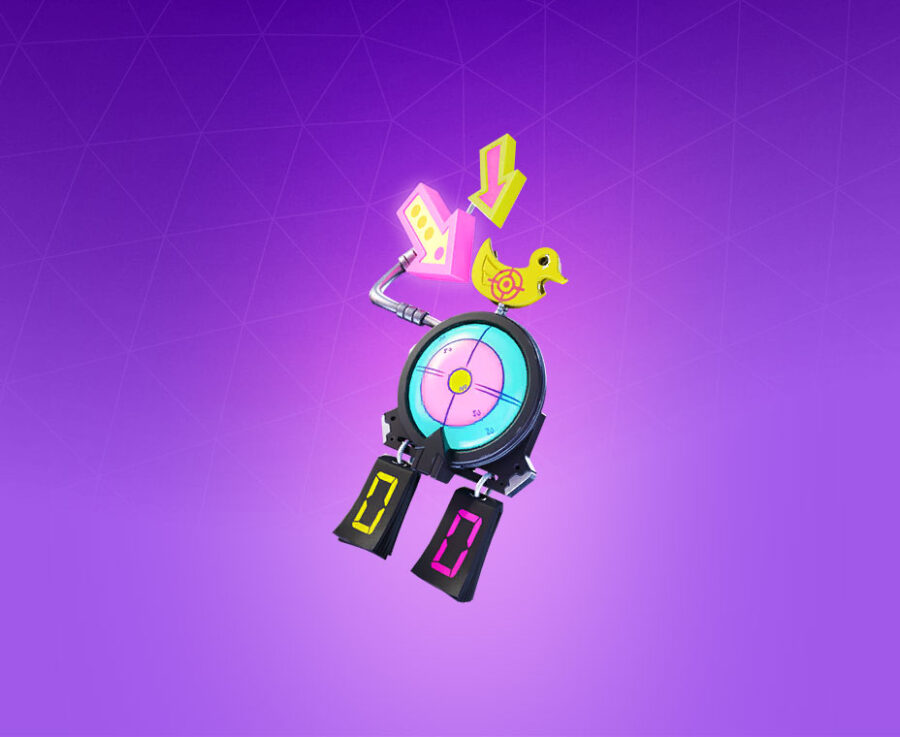 Hit Me! Back Bling