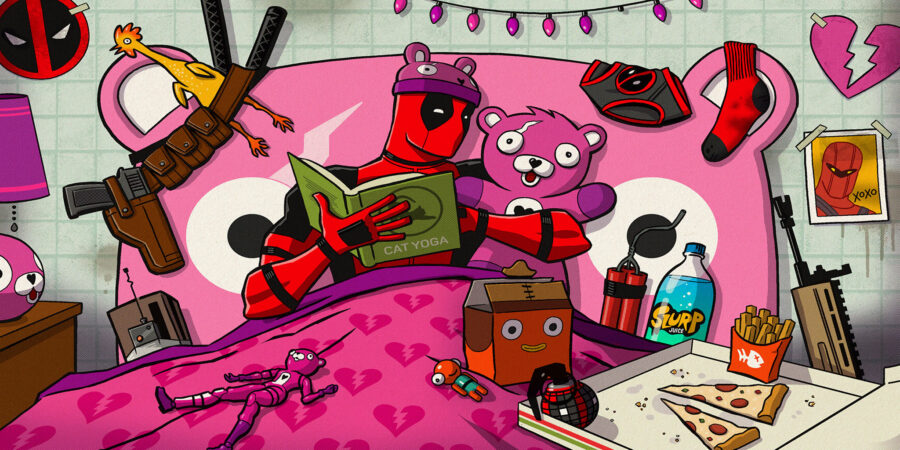Cuddletime Coup Loading Screen