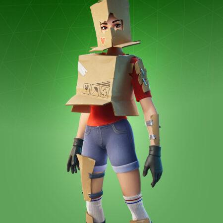 Boxy skin