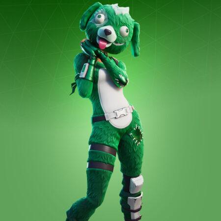 Clover Team Leader skin