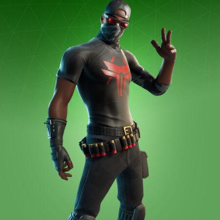 Crimson Elite skin