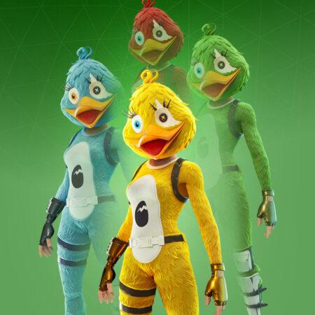 Quackling skin