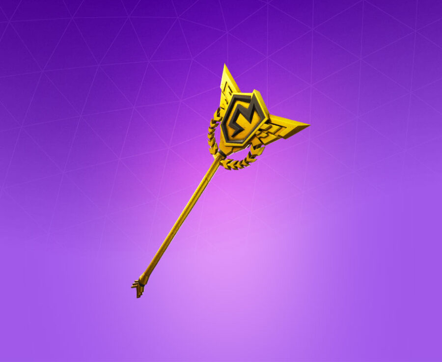 The Axe of Champions Harvesting Tool