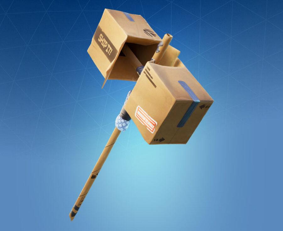 Box Basher Harvesting Tool