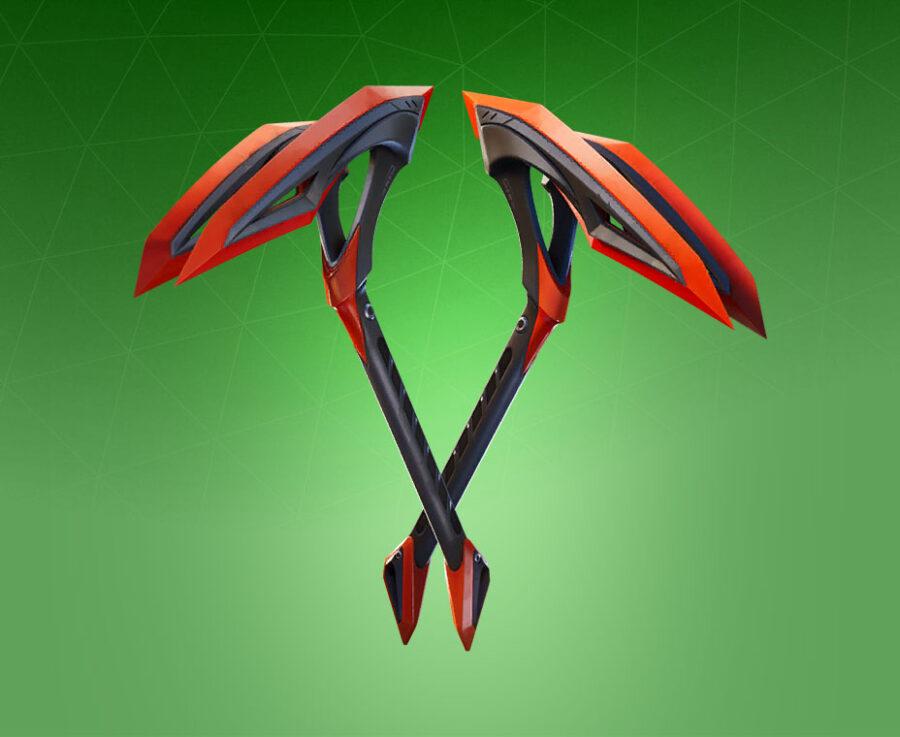 Double Dagger Harvesting Tool