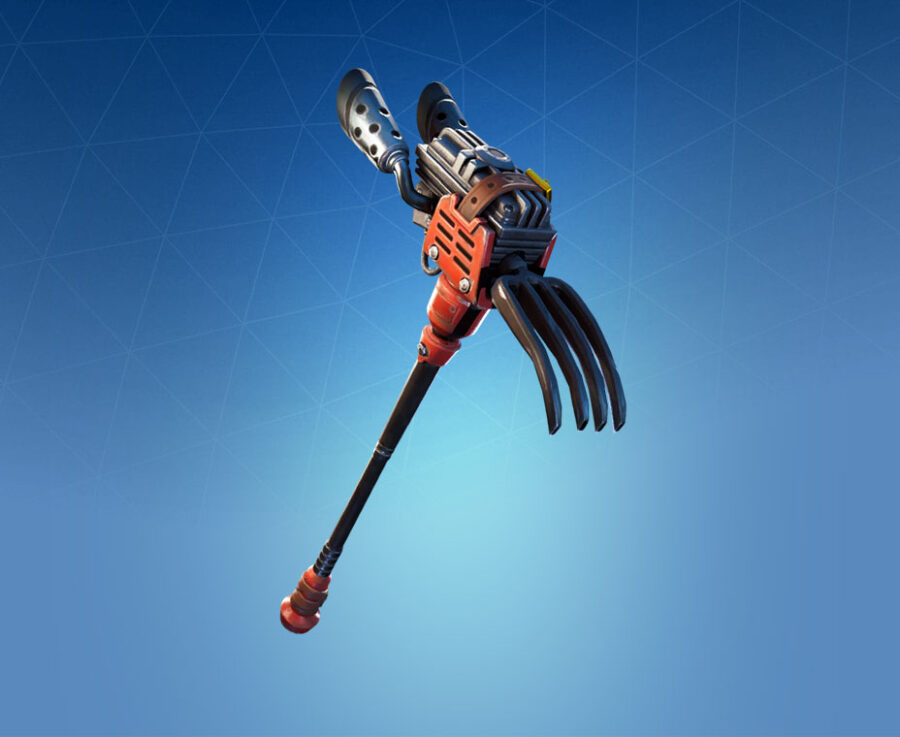 Power Pitch Harvesting Tool