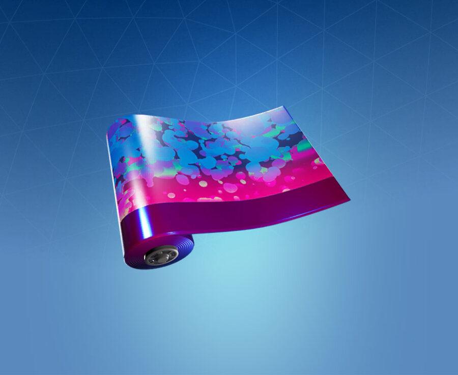 Splatter Spectrum Wrap