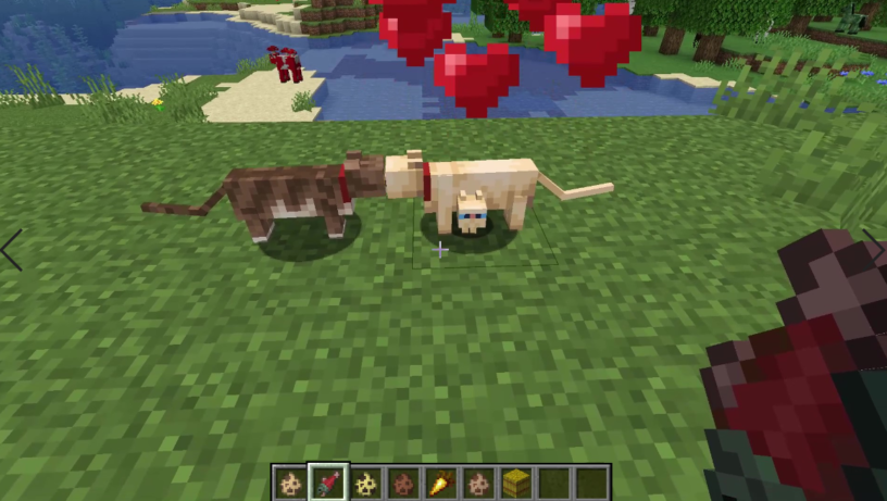 Minecraft Animal Breeding Guide How To Breed All Animals 2021 Pro Game Guides