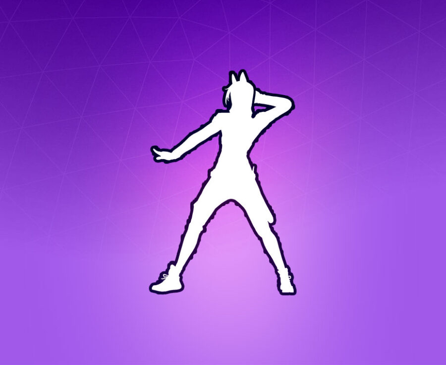 Spin Out Emote