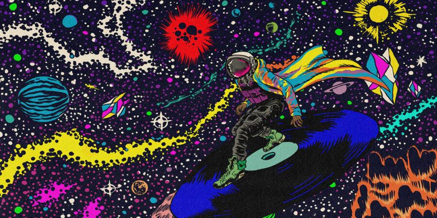 Cosmic Revolution Loading Screen
