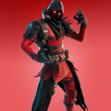Ravenpool skin