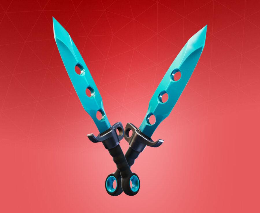 Probability Daggers Harvesting Tool