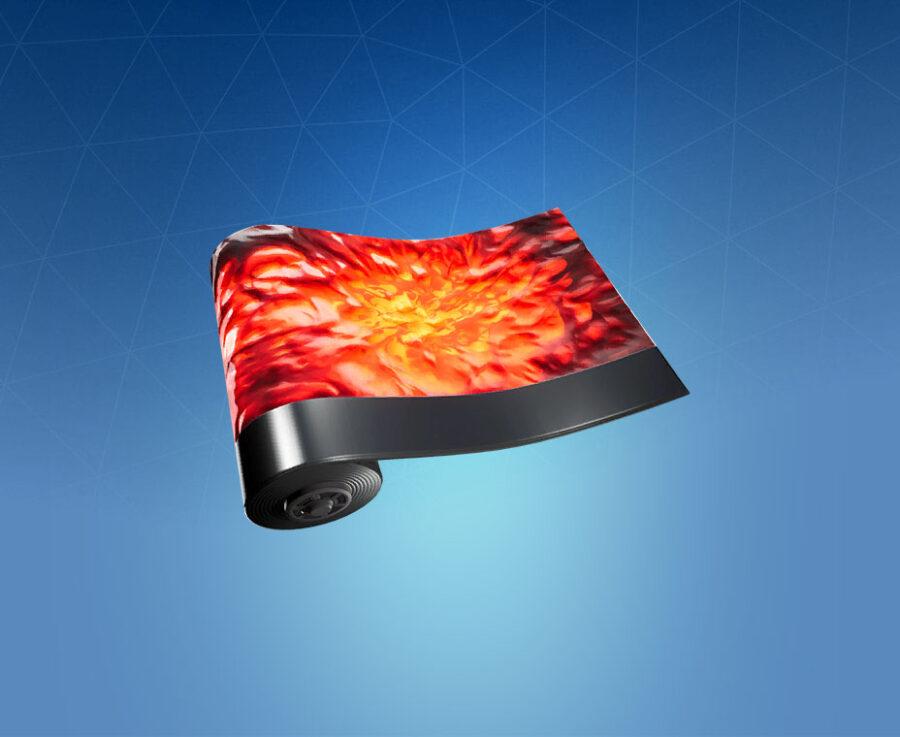 Burning Glow Wrap
