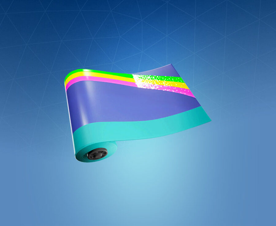 Glitter Blaster Wrap