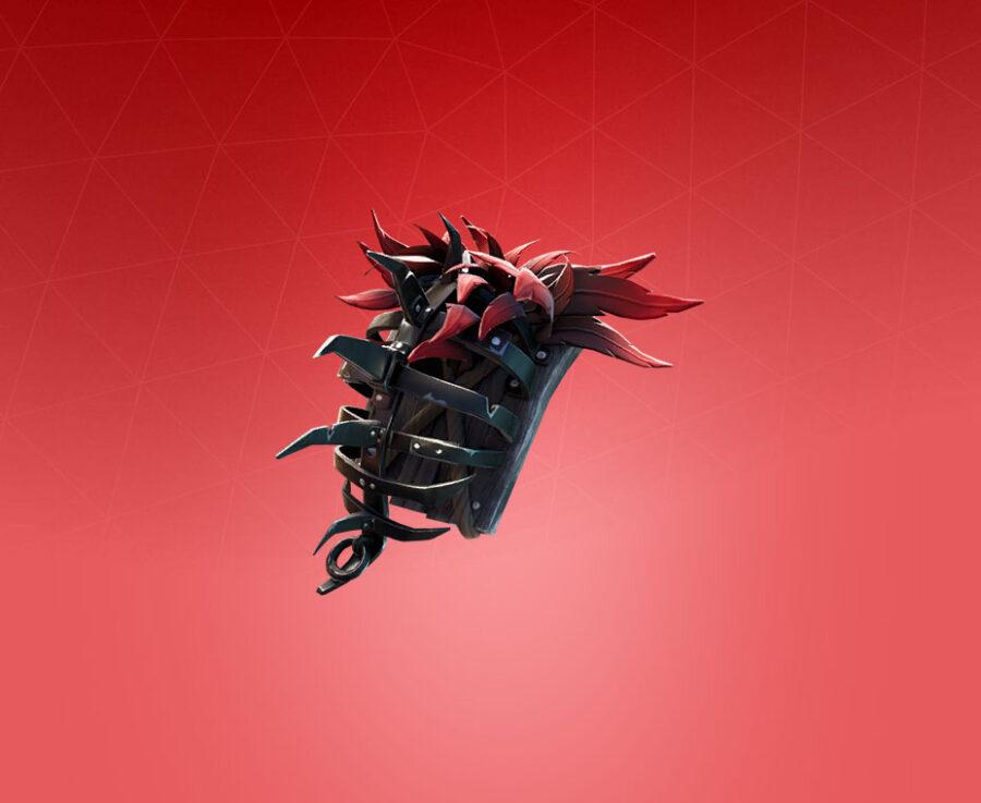 Ravenpool's Cage Back Bling