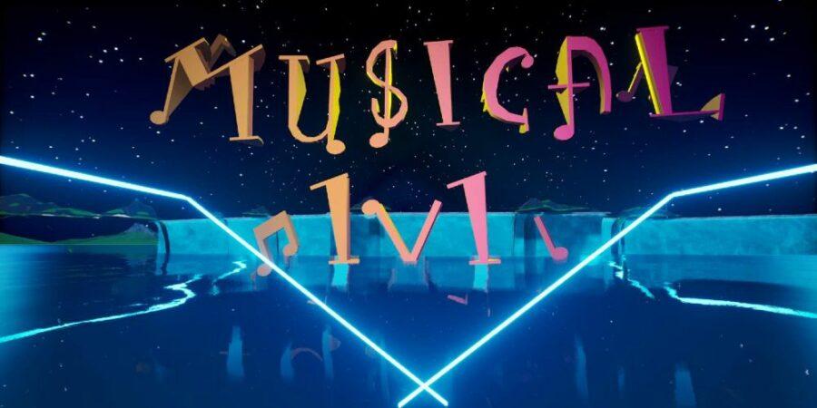 Title for Musical 1v1 in Fortnite