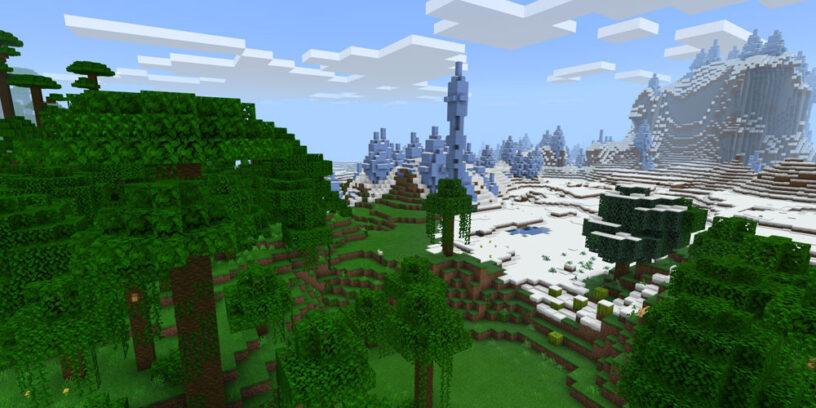 Minecraft Jungle Seeds Bedrock Java Pro Game Guides