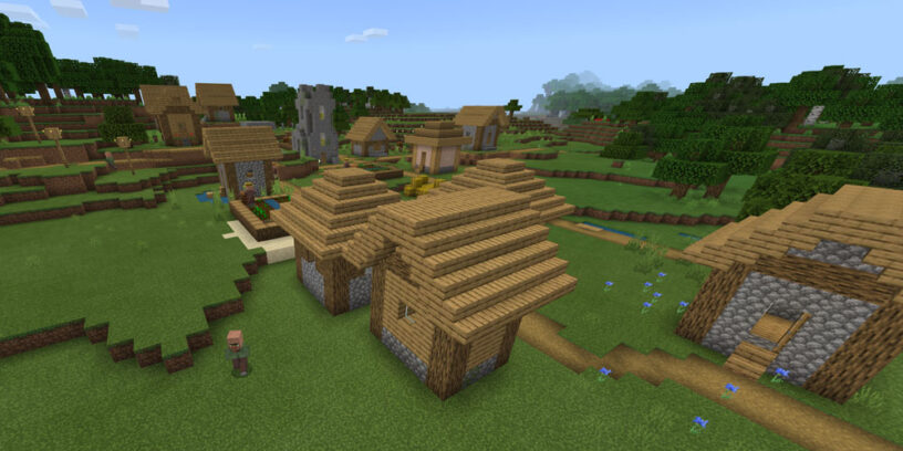 Minecraft Diamond Seeds Ps4 Pe Bedrock Java Easy To Find Diamond Pro Game Guides