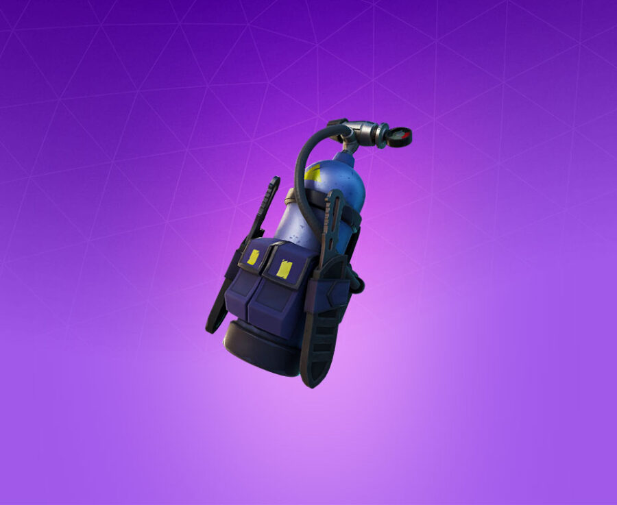 Deep Dive Back Bling