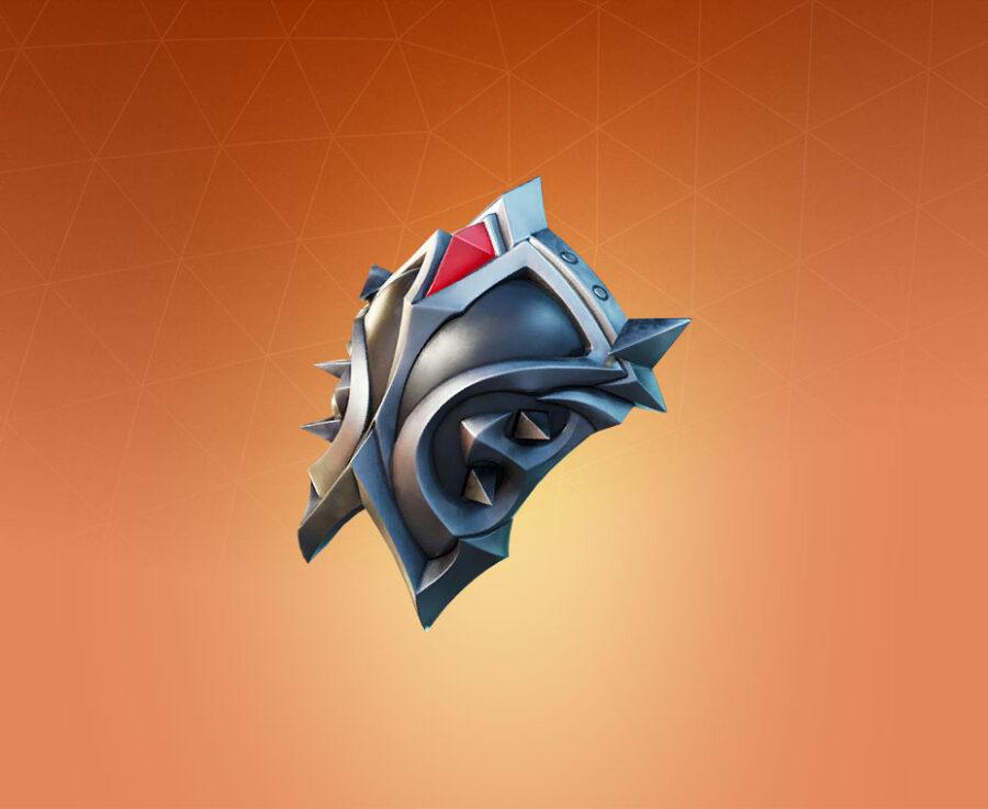 Eternal Shield Back Bling