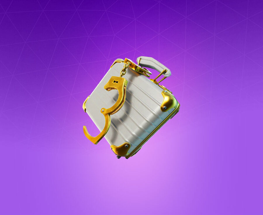 Double Agent Hard Case Back Bling